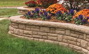 Small Picture Marvelous Retaining Garden Wall Ideas Also Home Decoration Ideas