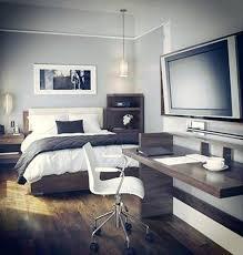 desk in bedroom ideas. Unique Ideas Bachelor Pad Bedroom Ideas Manly Interior Design Men White Desk Ikea And In D