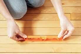 how to level a floor in an old house