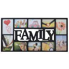 multiple picture frames family.  Family Family Collage Frame Black Photo Frames Jysk Canada  Picture Elegant Design In Multiple Picture Frames Family E