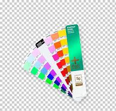 Pantone Formula Guide Hks Color Chart Pantone Png Clipart