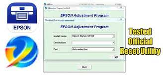 An expert that has over 10 points. Epson Stylus Sx105 Adjustment Program Reset Utility Epson Printer Reset