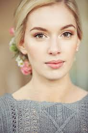 natural make up for your wedding day ideas19