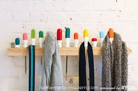 Coat Rack Diy Amazing 32 Most Unique DIY Coat Rack Design Ideas