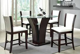 black pub table set 6 contemporary black pub table sets cute furniture in round and black