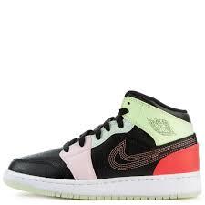 Gs Air Jordan 1 Mid Se