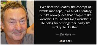 Mason Quotes Delectable TOP 48 QUOTES BY NICK MASON AZ Quotes