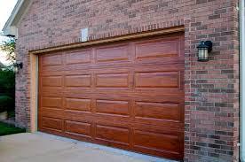 garage door wood lookGarage Door Journal How to Paint Your Boring Metal Garage Door to