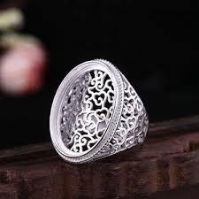 cabochon 925 ring bezel — купите cabochon 925 ring bezel с ...