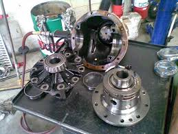 view topic eaton e locker n 4wd action harrop eaton elocker diff centre nearly ready to be installed
