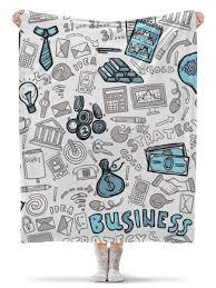 <b>Плед флисовый 130</b>×<b>170</b> см Бизнес #2630129 – купить <b>плед</b> с ...