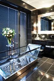 hotel with see through bathtub ideas