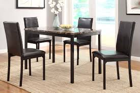 table and 4 chairs. julia dining table + 4 chairs from gardner-white furniture and