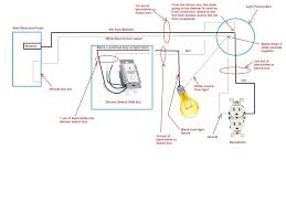 wiring diagram for 2 lights one switch new a ceiling fan with beautiful light