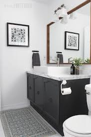 bathroom remodels on a budget. Contemporary Remodels DIYbathreveal_PLN On Bathroom Remodels A Budget