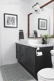bathroom remodels on a budget. Wonderful Budget DIYbathreveal_PLN Inside Bathroom Remodels On A Budget