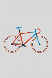 hipster bike iphone 5 wallpaper