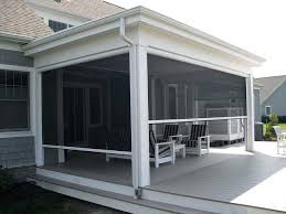 screened covered patio ideas. Interesting Covered How To Screen In A Covered Patio Remote Controlled Porch By  Screened Ideas  Throughout Screened Covered Patio Ideas