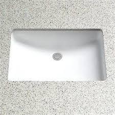 undermount rectangular bathroom sinks. white rectangular undermount bathroom sinks y