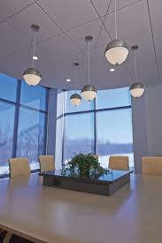 best lighting for office. Like With Any Space, Natural Light Is Optimal But Not Always Attainable. A Meeting Room Big Open Windows That Let In Plenty Of Sunlight Are Ideal, Best Lighting For Office