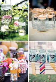 Decorating Ideas With Mason Jars Mason Jar Ideas For Weddings Weddings By Lilly 21