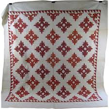 449 best Quilts 1850 images on Pinterest | Embroidery, 19th ... & Repro Quilt Lover: My holy grail? Nearly! Adamdwight.com
