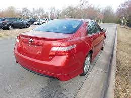 2007 Used Toyota Camry 4dr Sedan I4 Automatic SE at Fayetteville ...