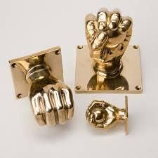 Hand door knob – Jams Jewels