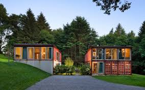 Green Building: Containers are eco-friendly, as they are re-purposed into  homes instead of being melted down. A large amount of cargo containers are  ...
