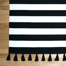 black and white striped rugs black and white stripe rug small black and white striped rugs