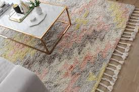 image of how to clean a wool rug living room