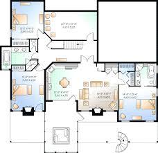 lower floor plan 5 753