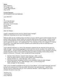 national sales manager cover letter  national sales manager    resume cover letter samples sales manager national sales manager cover letter sample
