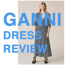 What You Need To Know Ganni Dress Sizing Quality Review