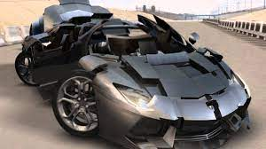 beˈneno) is a limited production high performance sports car manufactured by italian automobile manufacturer lamborghini. Complete Transformers Decepticon Lamborghini Aventador Youtube