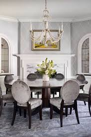 crafty design gray velvet dining chairs armen living gobi 39 in and acrylic finish modern tufted chair
