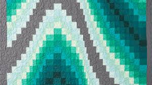 Bargello Quilt Patterns Inspiration Make A Bargello Quilt With Jenny Quilting Tutorials