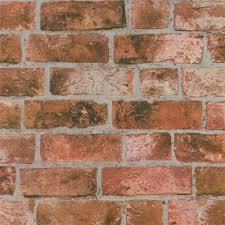brewster fd31045 brick wallpaper
