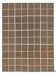 brown new turkish kilim rug