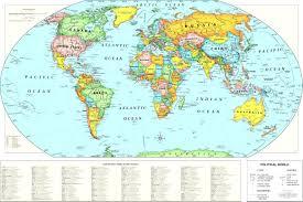World Map With Latitude And Longitude Business Rating Org