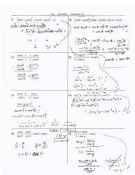Trigonometry has many useful formulas. Https Www2 Math Binghamton Edu Lib Exe Fetch Php People Mckenzie Trig Identities Worksheet With Answers 2 Pdf