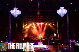 Fillmore Nola Seating Chart Renovation Report Fillmore New Orleans Opens At Harrahs