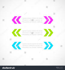 Text Brackets Citation Vector Design Element Stock Vector Royalty