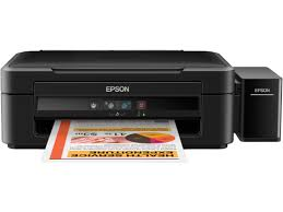 Epson L220 Colour Ink Tank System 3 In 1 Printer Wootware