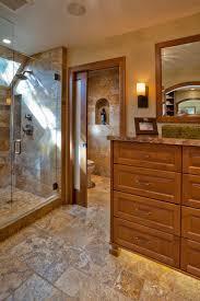 bathroom craftsman luxe