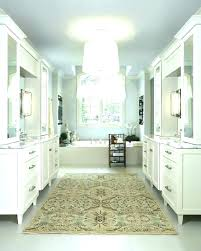 bed bath and beyond round bathroom rugs memory foam black large extra mats