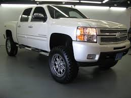 All Chevy chevy 1500 6.2 : 2013 Chevrolet Silverado 1500 4WD LTZ Crew Cab 4 Door 6.2L Lifted ...