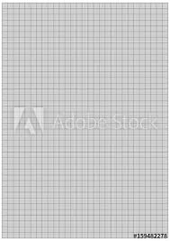 Graph Paper 1mm Square A3 Size Vector Buy This Stock