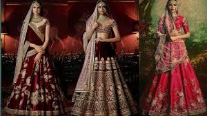 Latest Indian Wedding Lehenga Designs New Best Bridal Designer Lehenga Designs Indian Bridal Wedding Lehenga 2017 2018 Trendy India