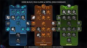 Borderlands 3 Damage Chart Borderlands 3 Zane Build Guide Rock Paper Shotgun